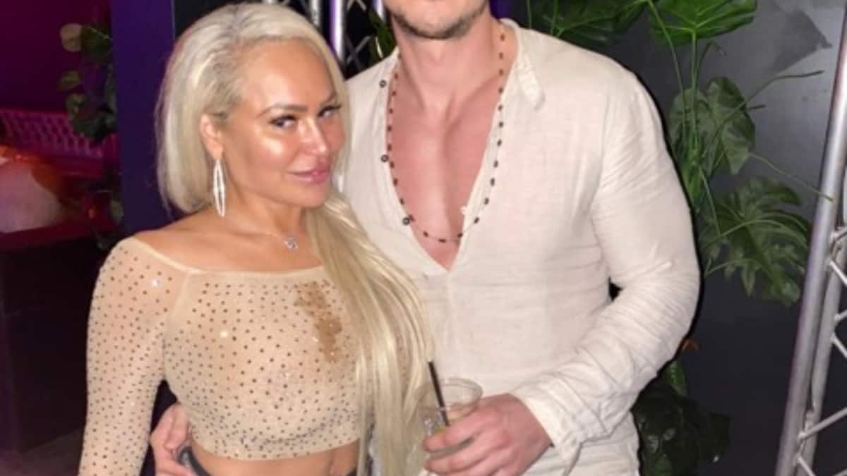 Darcey Silva and her mystery man partying in Miami