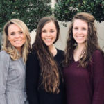 All of the adult Duggar sisters together.
