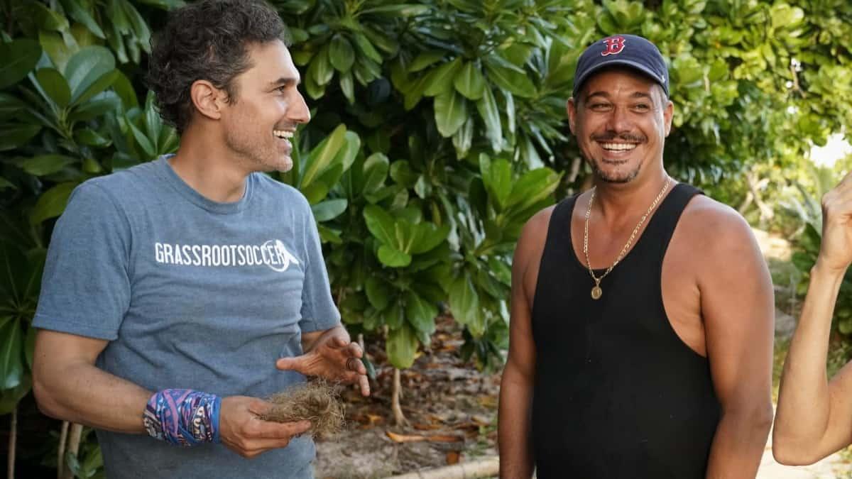 Ethan and Rob