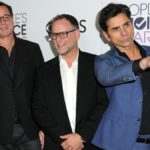 Bob Saget, Dave Coulier and John Stamos