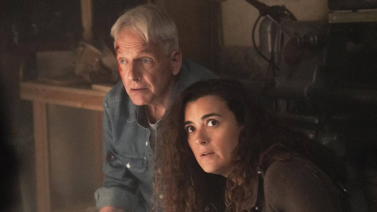 Gibbs And Ziva on NCIS