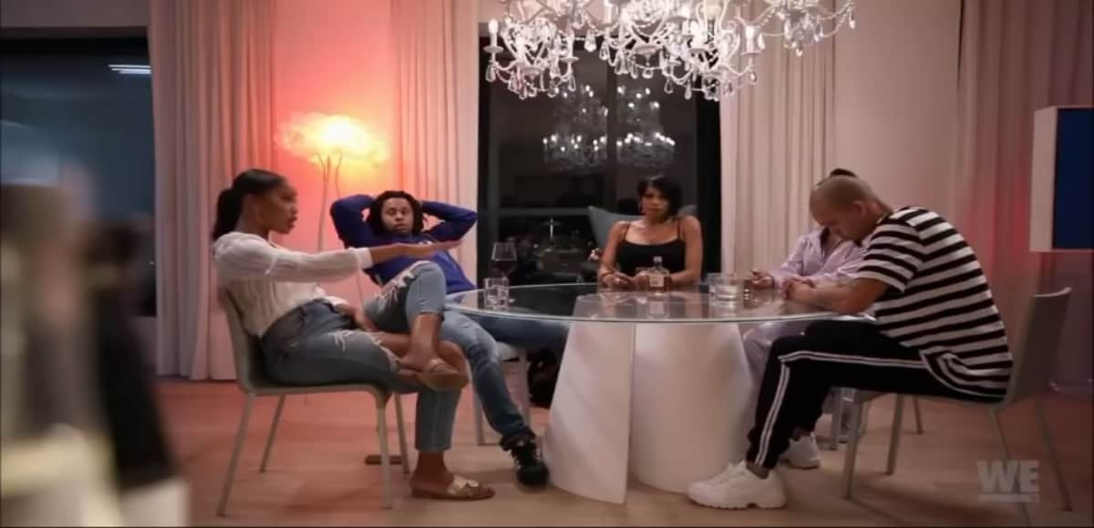 Sam, Egypt, Pepa, Tee Tee and Tyron on Growing Up Hip Hop