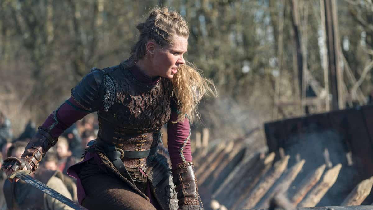 Ragga Ragnars stars as Gunnhild