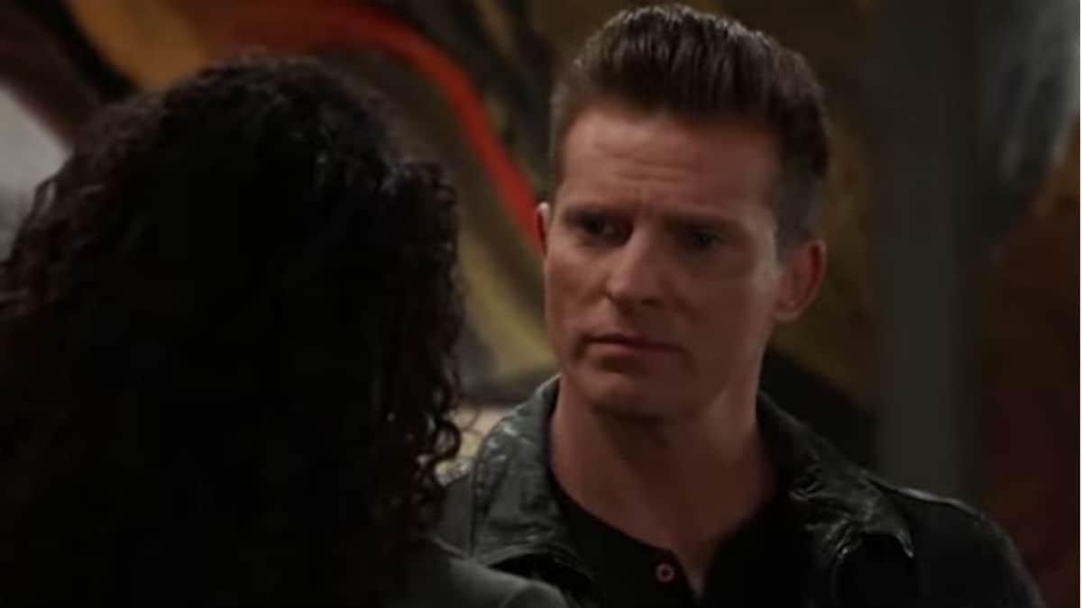 Steve Burton as Jason Morgan on General Hospital