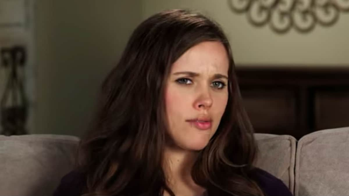 Jessa Duggar Counting On confessional.