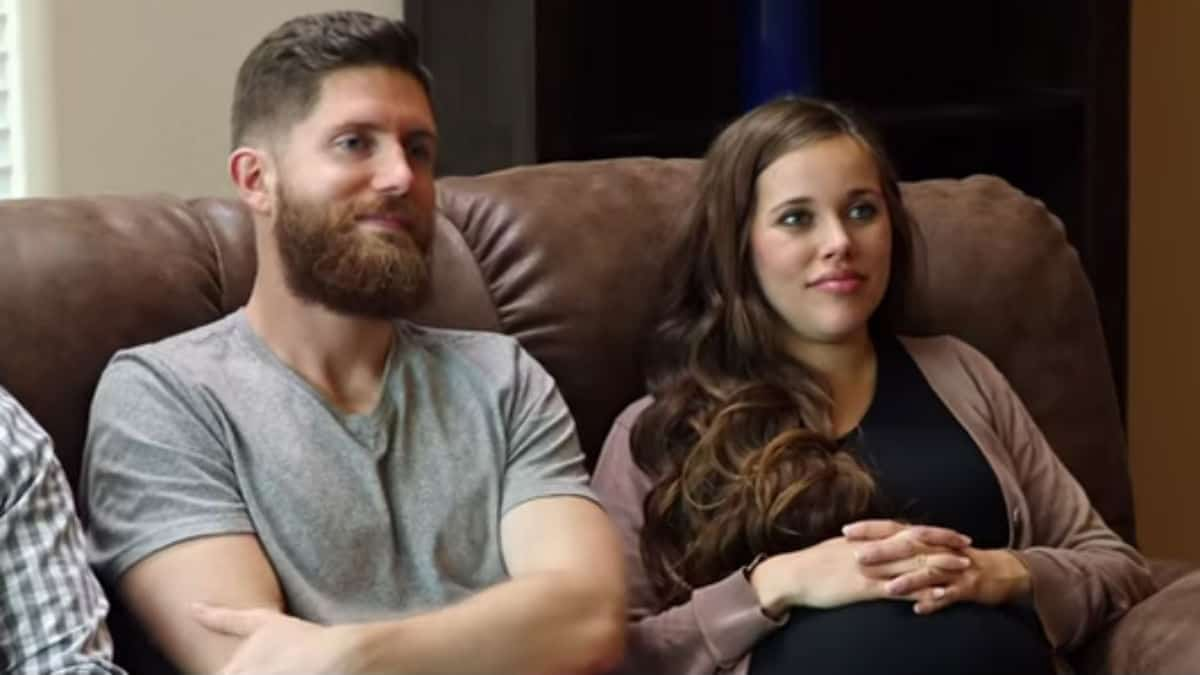 Ben Seeewald and Jessa Duggar on Counting On.