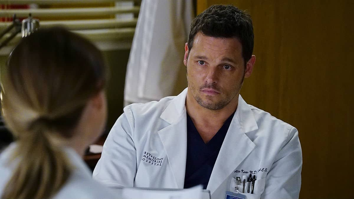Alex Karev and Justin Chambers are done at Grey's Anatomy.