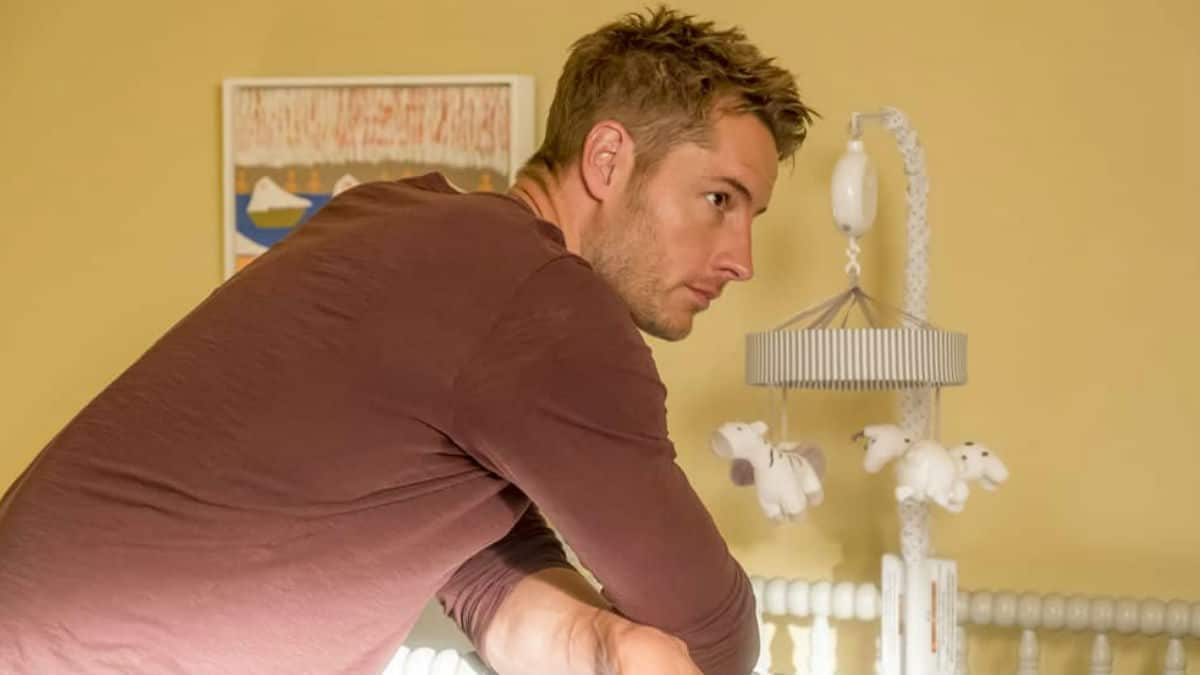 This is Us Kevin baby mama theories Justin Hartley weighs in.