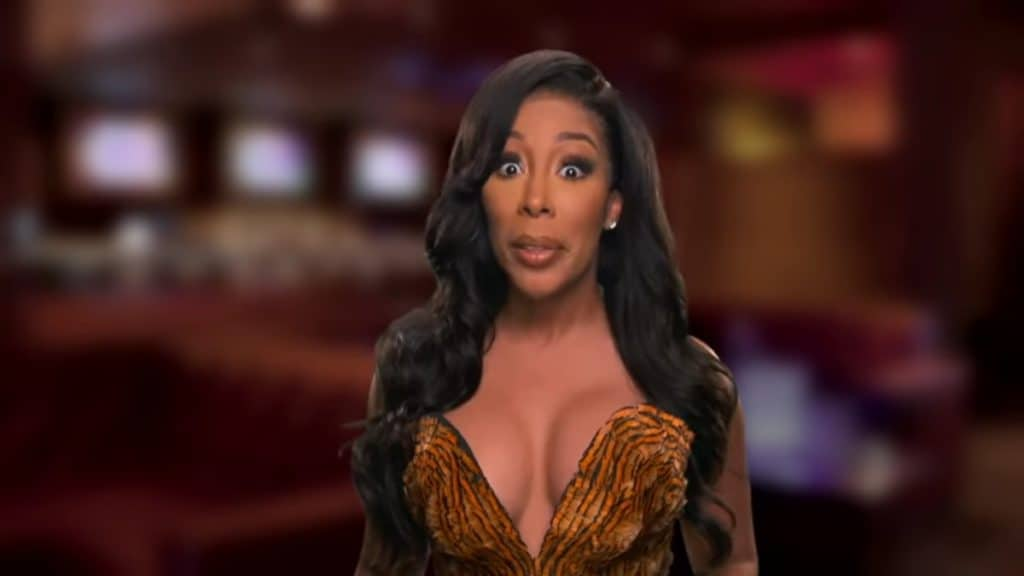 K Michelle on Love and Hip Hop Hollywood