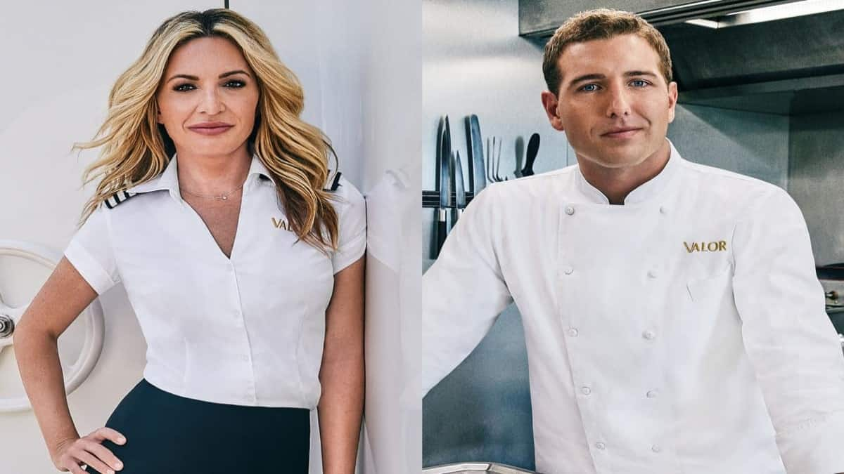 Kate tweets check chef Kevin kicking sand in her face