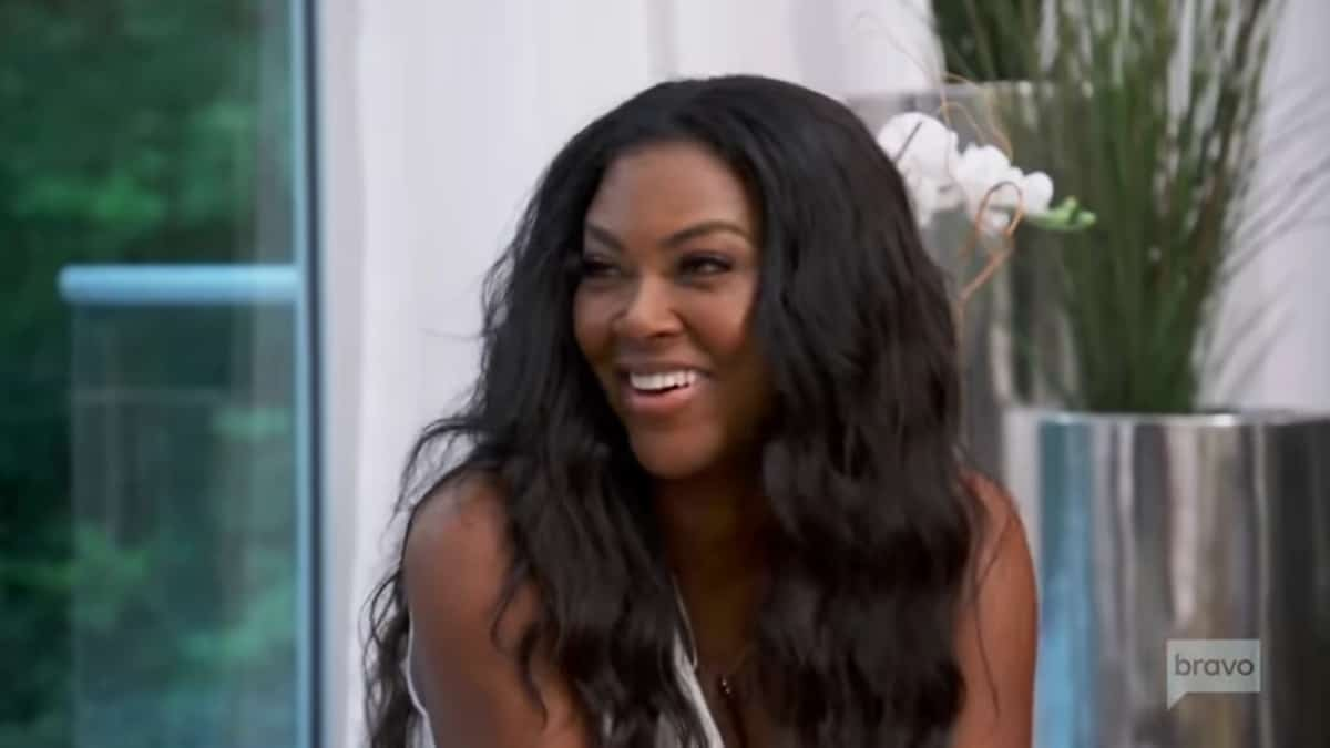 Real Housewives Of Atlanta Star Kenya Moore Says Things Are Looking Up For Her And Husband Marc Daly