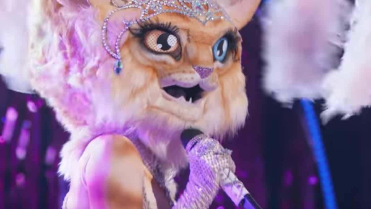 Kitty Masked Singer