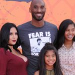 Kobe Bryant, Vanessa and daughters