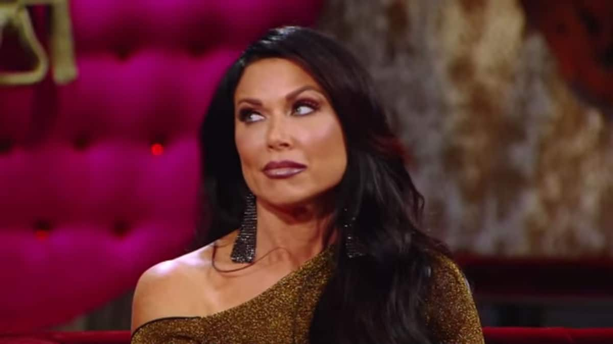 LeeAnne Locken at the Season 3 RHOD reunion.