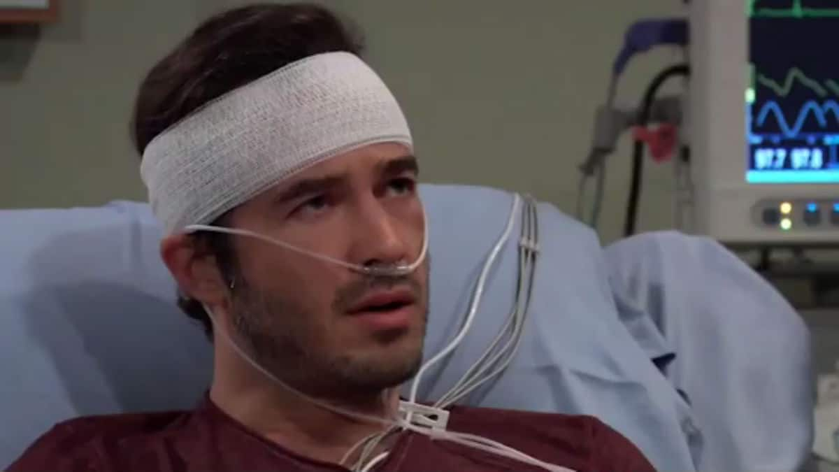 Ryan Carnes as Lucas on General Hospital