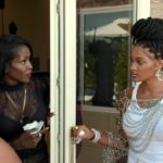 Adjua Styles with Bianca Bonnie and Joseline Hernandez on Marriage Boot Camp: Hip Hop Edition