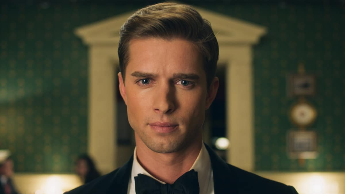 Pictured: Drew Van Acker. Courtesy of Think Jam.