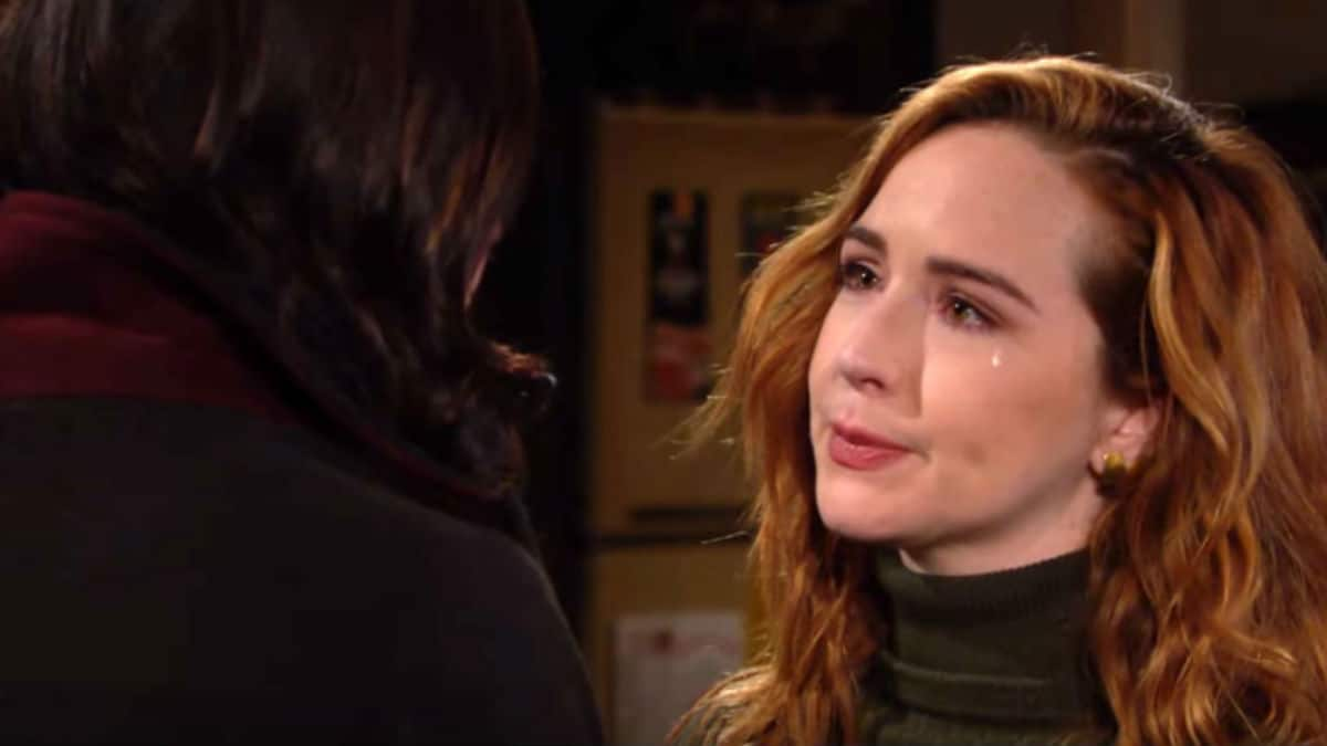 Mariah and Tessa relationship is in trouble on The Young and the Restless.