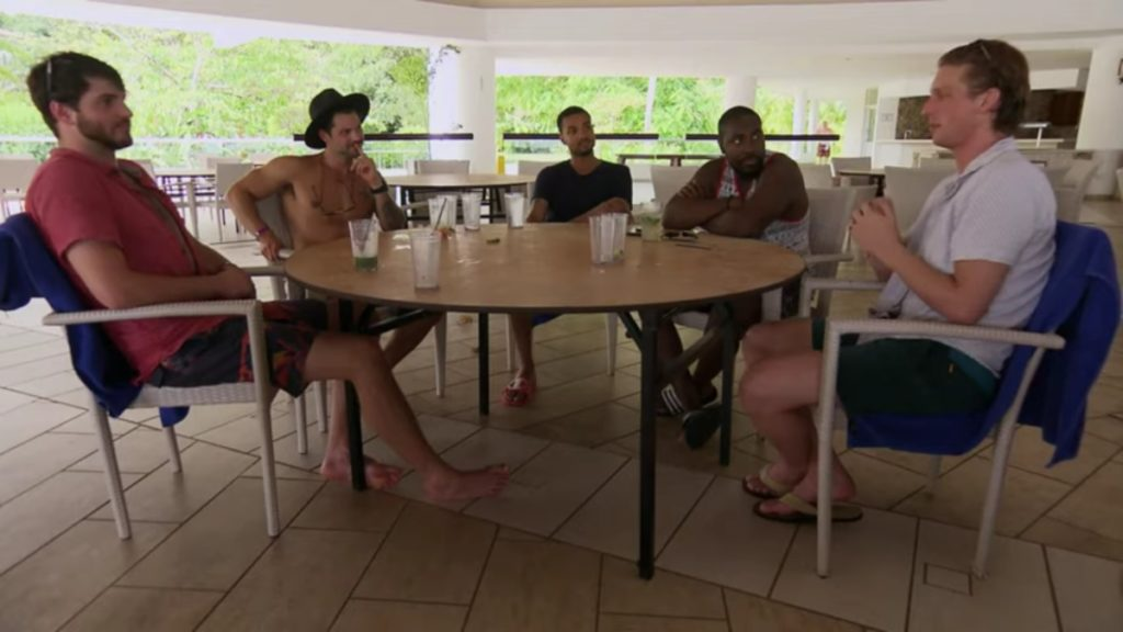 The men of Married at First Sight
