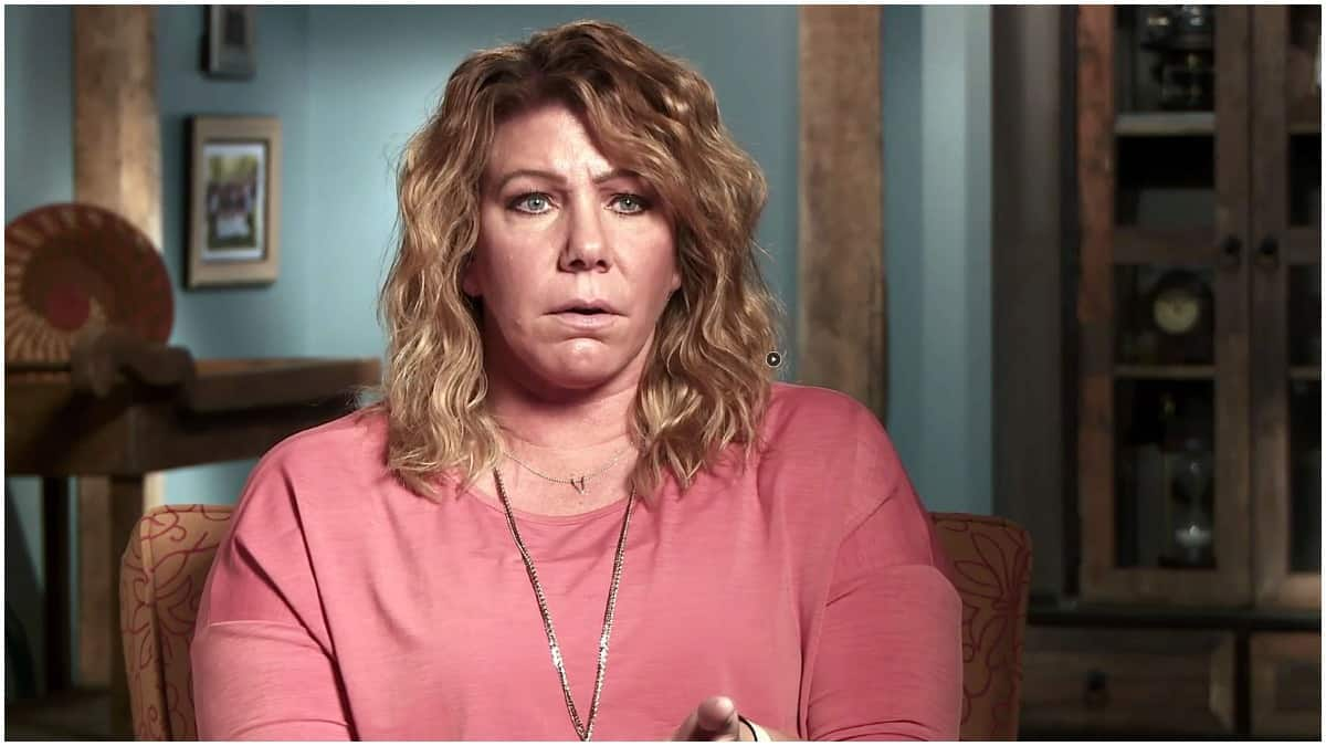 Sister Wives' Meri Brown says husband Kody shouldn't speak for her