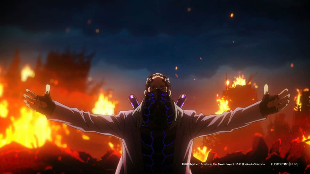 My Hero Academia Heroes Rising Nine Villain Character