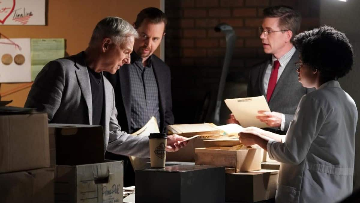 New NCIS Investigation