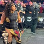 Nyla Rose beats Riho for AEW Women's Championship on AEW Dynamite