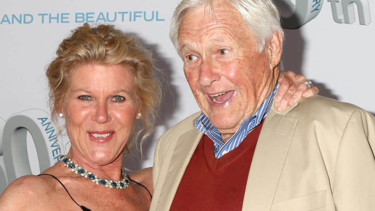 Actor Orson Bean and his wife Alley Mills