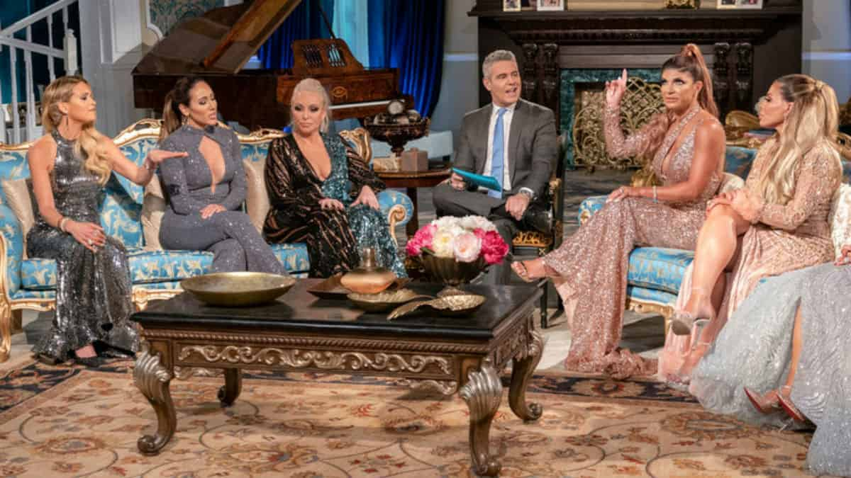 The Real Housewives of New Jersey reunion show