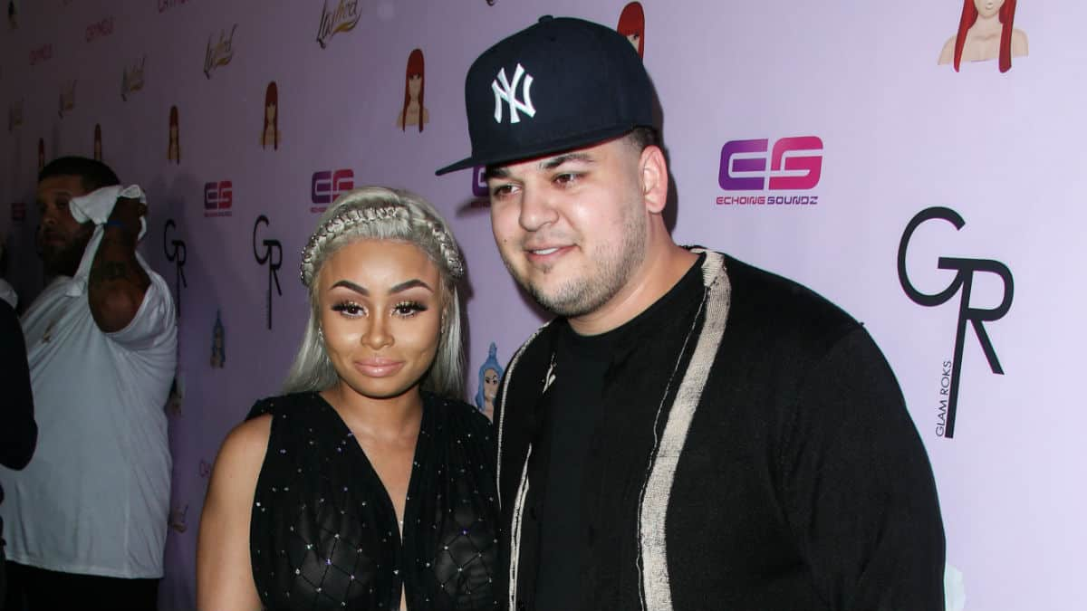 Rob Kardashian denied emergency custody order of Dream Kardashian.