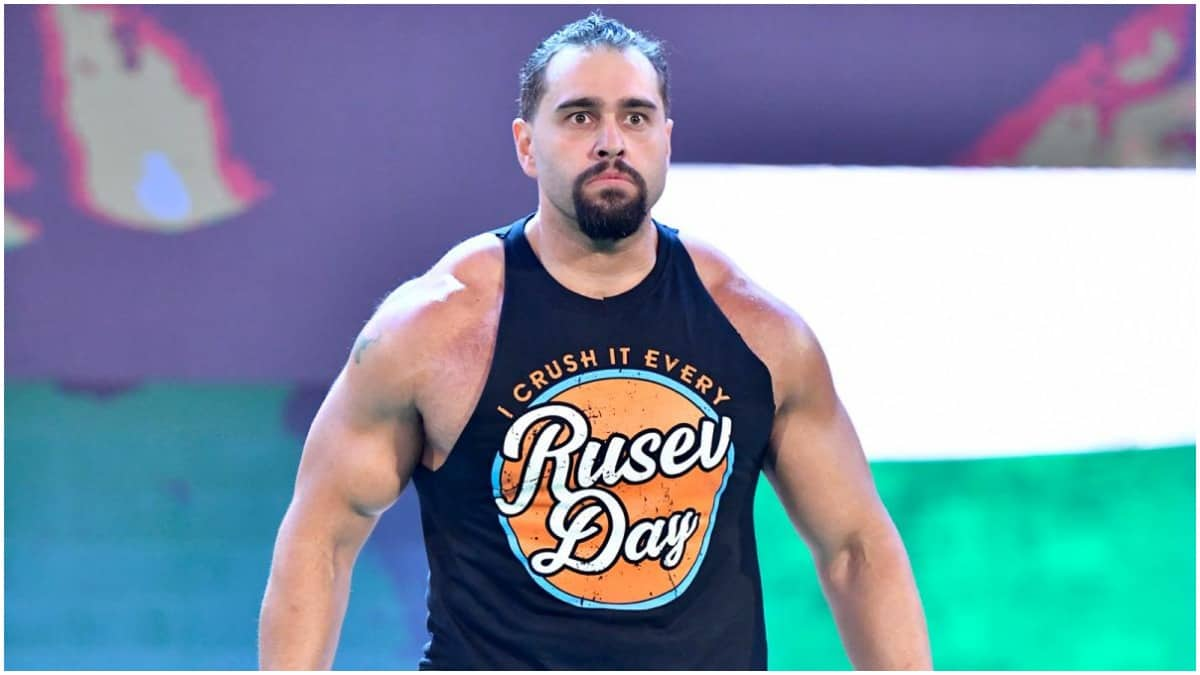 WWE removes Rusev from television due to contract issues