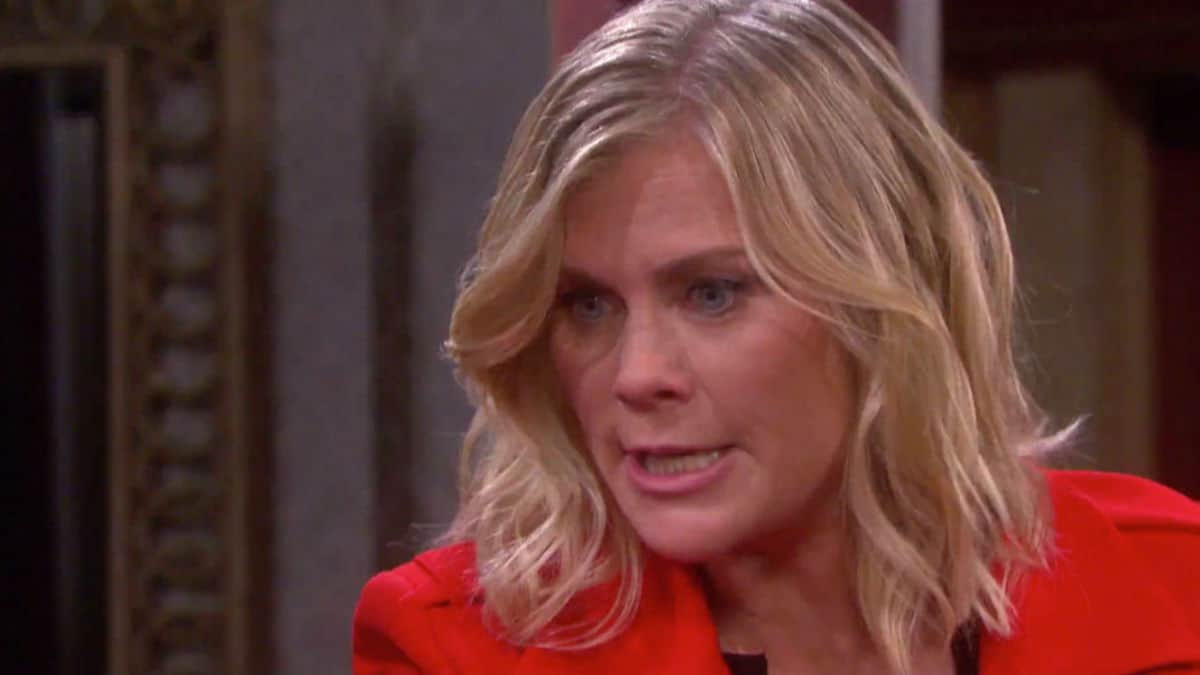 Alison Sweeney is back at Days of our Lives.