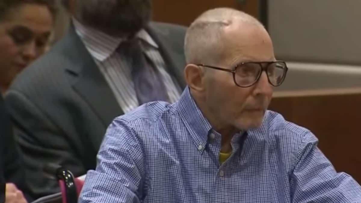 Robert Durst at pre-trial