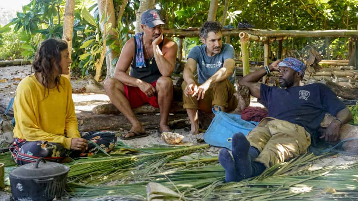 Sele Episode 4 on Survivor Winners at War