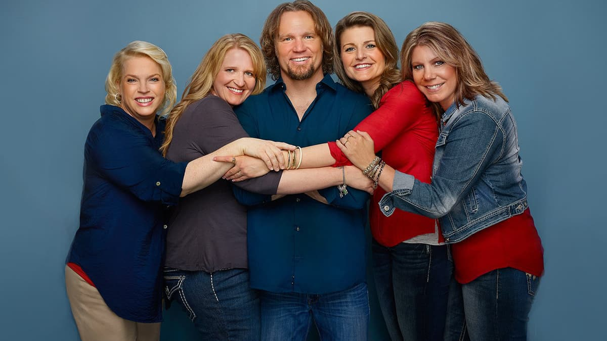 Here's how Kody Brown and the Sister Wives are dealing with their coronavirus quarantine