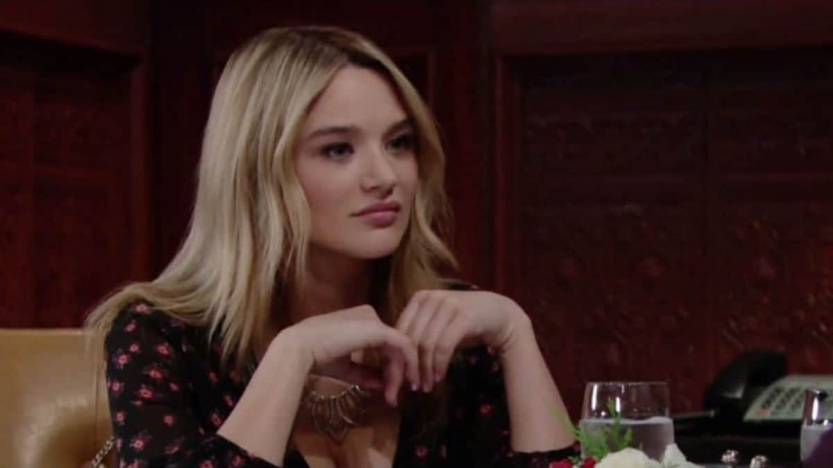 Will Hunter King leave The Young and the Restless?