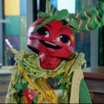 The Taco teases panelists with new clues on The Masked Singer. Pic credit: The CW