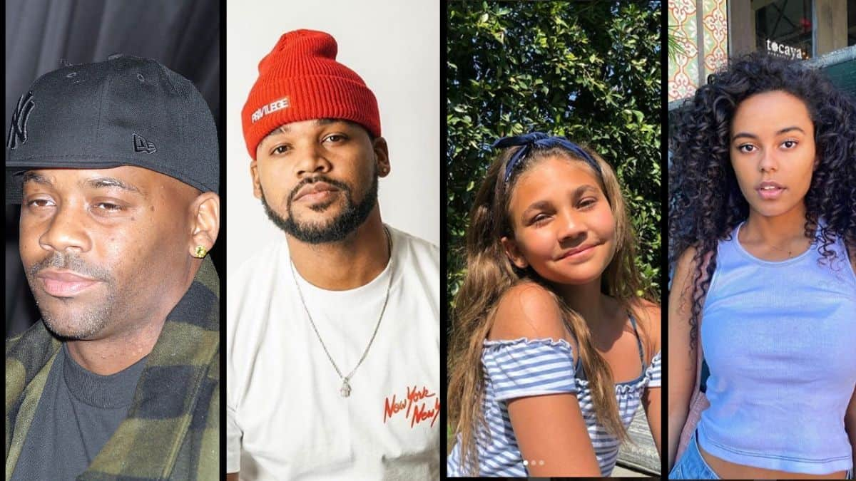 Damon Dash has 2 daughters with ex Rachel Roy and a son from a previous relationship