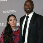 Vanessa Bryant and Kobe