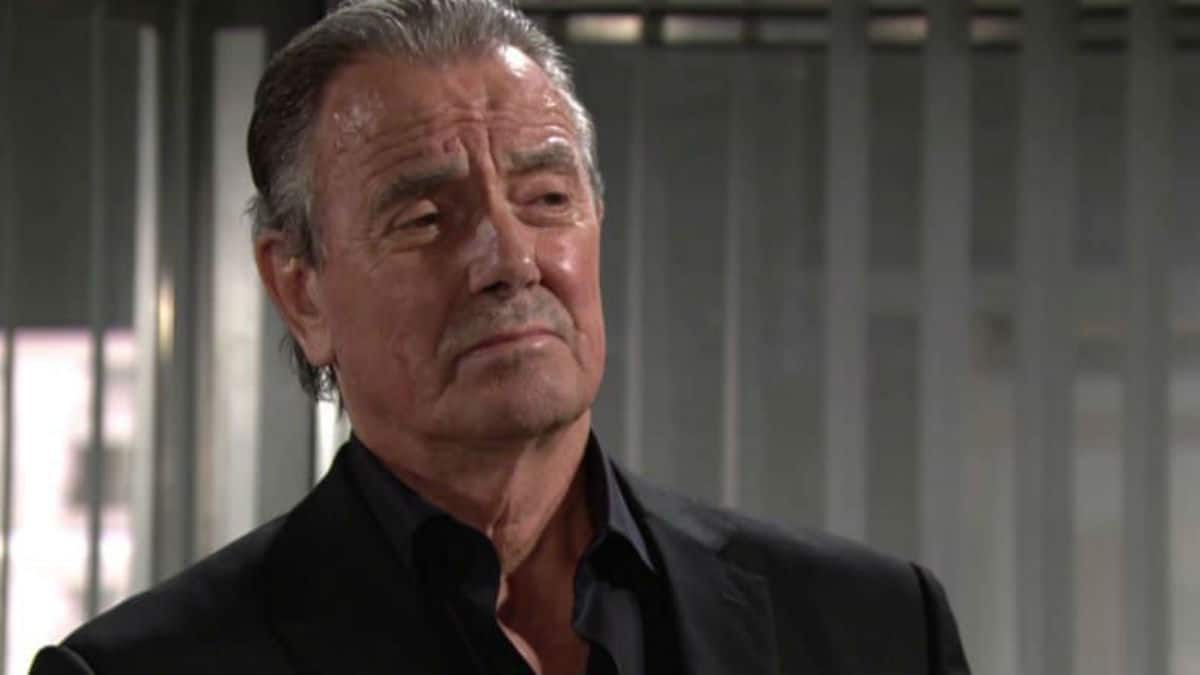 Victor Newman is honored on The Young and the Restless.