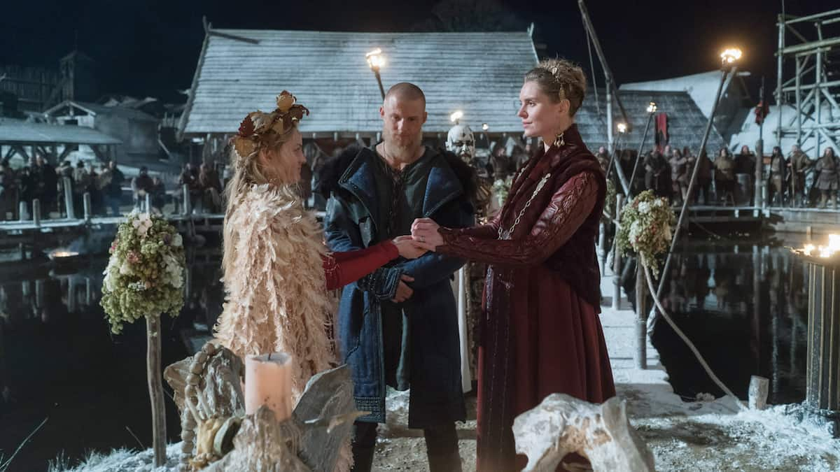 Vikings Polygamy