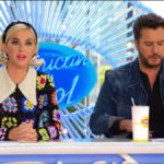 American Idol judges Katy Perry and Luke Bryan critique auditions on premiere night.