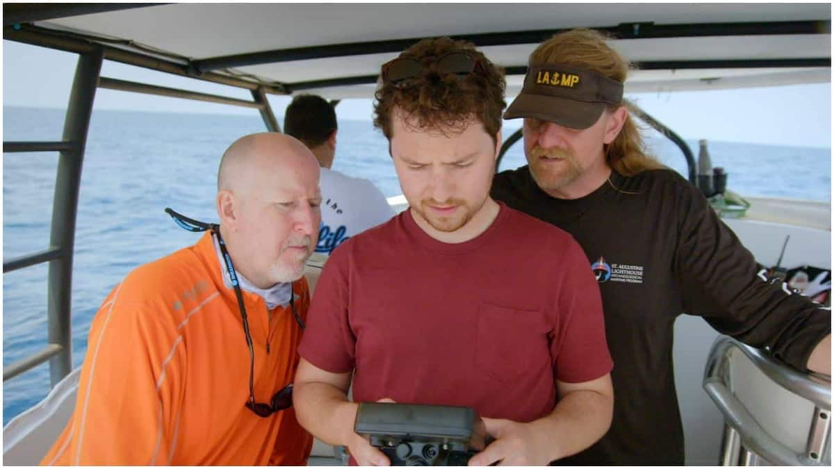 Shipwreck Secrets' Michael Barnette exclusive: Why Bermuda Triangle may be B.S., more on new series