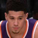 phoenix suns devin booker to replace damian lillard in all star game