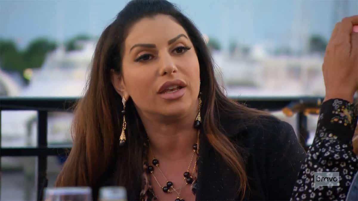Jennifer Aydin on Real Housewives of New Jersey Season 10