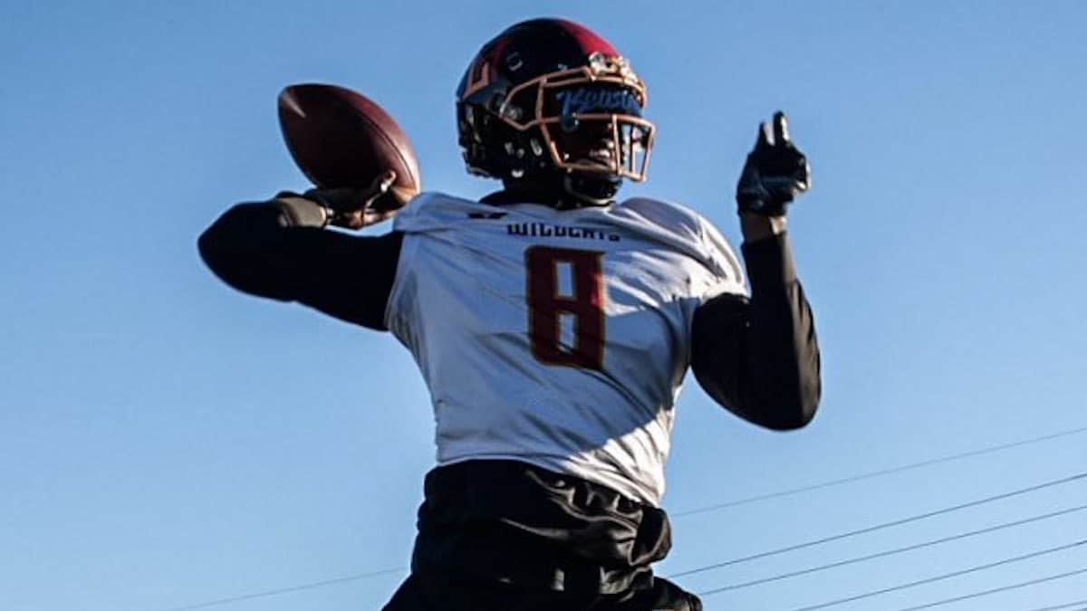 xfl wildcats quarterback josh johnson