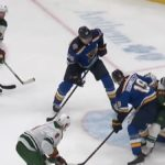 st louis blues and minnesota wild in 2021 nhl winter classic