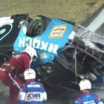 ryan newman wreck at daytona 500