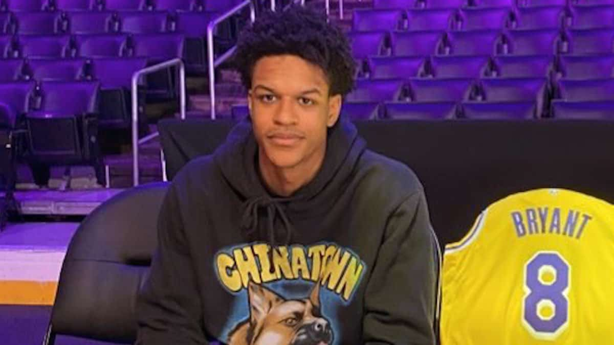 college basketball star shareef oneal gets kobe and gianna tattoo