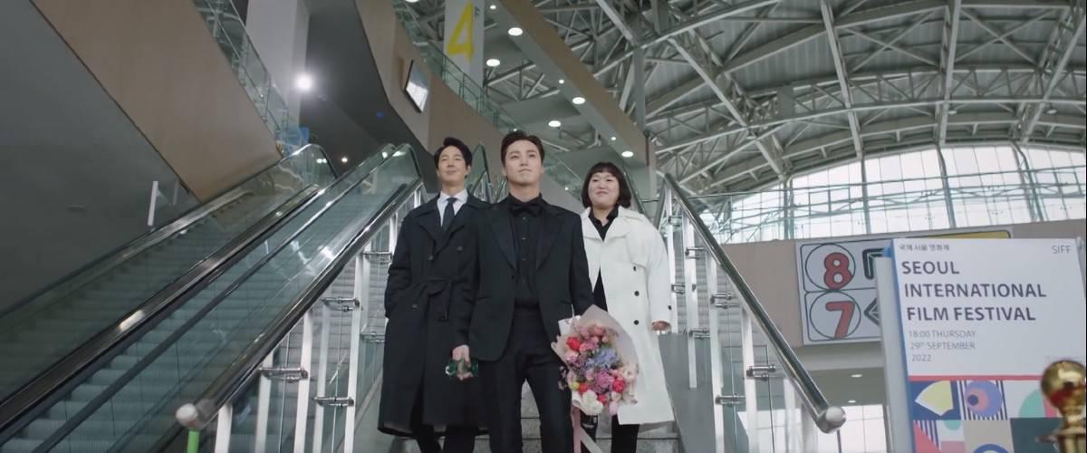 Kang Do-Jin and his new agency